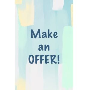 Other - Make ANY Offer!!